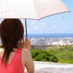 日傘をプレゼント!女性に人気のブランドや選ぶポイント!!