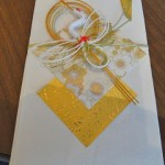 結婚内祝いののし袋の表書きや名前の書き方!