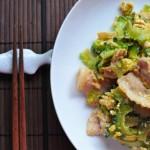 苦くないゴーヤチャンプルの作り方レシピ!驚くほど簡単!!
