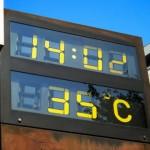 猛暑は偏西風や高気圧が原因!?温暖化への気になる影響・・