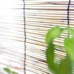 室内温度が下がるすだれの効果的な使い方!西日・紫外線対策にも!