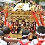 2014年の岸和田だんじり祭りの日程!交通規制情報!