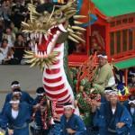 2014年の長崎くんち日程や踊り町情報!アクセス方法は?