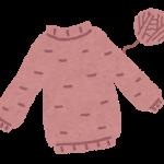 セーターの毛玉!できにくい素材は?予防にはスポンジとブラシ!