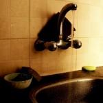 水垢にはクエン酸!台所のシンクやお風呂場に!落ちないときは?