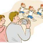 運動会を一眼レフで撮影!初心者におすすめの撮り方やテクニック!