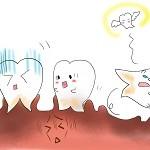 歯がぐらつく原因と治療方法!外傷の場合は接着剤で固定!?