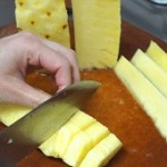 パイナップルの芯には栄養も毒もあり!?使い道はジャムやスムージー?