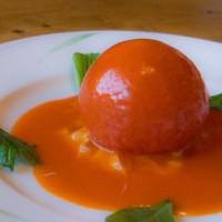 剥きトマトの画像