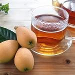 びわ茶の効能は癌やアトピー、ダイエット効果もある!?副作用は?