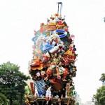 博多祇園山笠の日程とその流れ!飾り山笠の見れる場所や時間は?