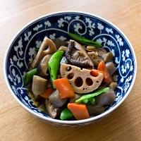 根野菜の煮物の画像