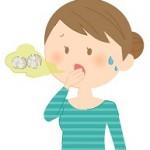 ニンニク後の口臭を消すには牛乳やりんご?臭いはいつまでするの?