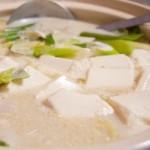豆腐と豆乳の栄養やカロリー、イソフラボンの量の違いを比較!