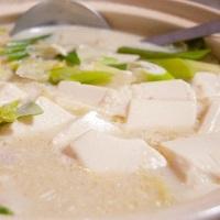 豆乳鍋の画像