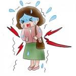 脂汗が出る原因や対策!冷や汗などとの違いは?