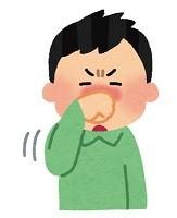 アレルギー性鼻炎のイラスト