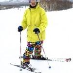 春スキーやスノボの服装や格好は?子供の場合の注意点