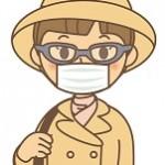 マスクでメガネが曇る原因!対策にはティッシュやマスクを折る!?