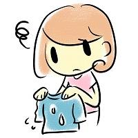 洗濯のイラスト
