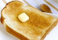トーストの画像