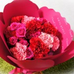 母の日のプレゼントにおすすめの花の種類!花束でいろんな種類も!