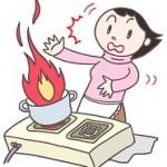 油が引火したときの対処法!天ぷら油が引火したら消火にマヨネーズ?