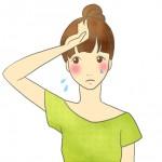 冷え性なのに汗かき・暑がりな原因!対策改善におすすめの食べ物は?