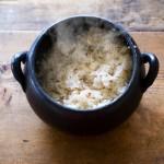 土鍋を使ったごはんの炊き方!水や火加減、時間調節は?