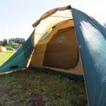 テントの雨漏りの原因や対策方法!防水には縫い目から!