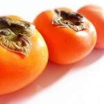 柿の中やヘタ、皮が黒いのは腐ってる?黒い斑点や筋がある場合は?