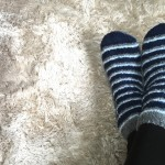 伸びた靴下を戻る方法は?再利用の使い道と伸びないための予防法